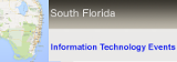 Summary of Upcoming South Florida IT Events